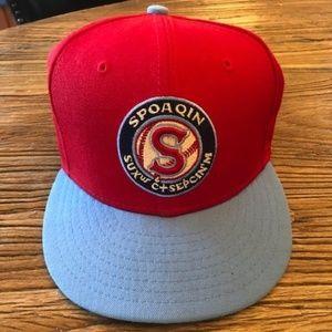 New Era Spokane Indians Hat Size 7 5/8